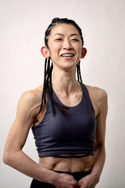 卒業生:橋本里美さんの写真